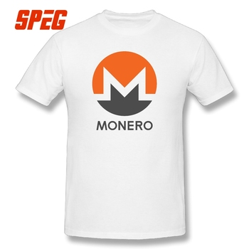 MONERO cryptocurrency T-shirt