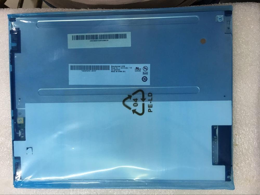 Оригинальная светодиодная подсветка G104SN02 V.2 10,4 дюйма V2 LVDS 20 контактов 800*600 TFT