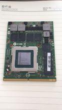 Free DHL EMS For MSI 16F4 GT60 GT70 1763 laptop GTX980M GTX980M N16E-GX-A1 DDR5 8GB Video Graphics Card цена 2017