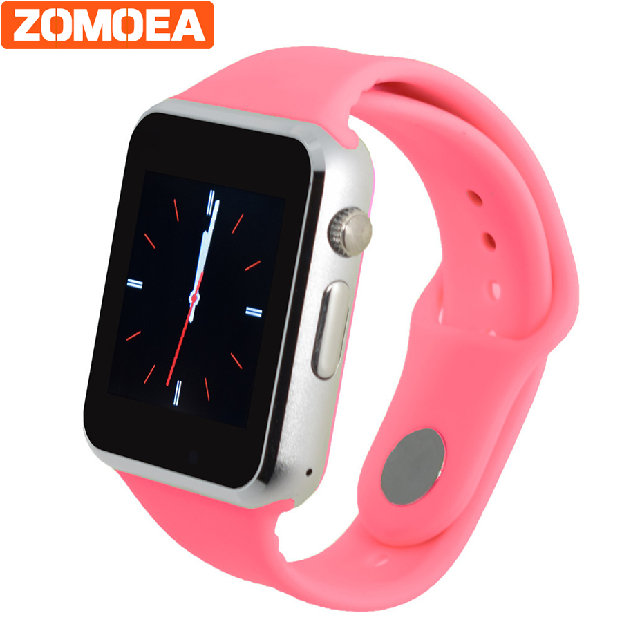 Bluetooth Smart Watch Wearable Devices A1 Electronics Wrist Phone Watch Support SIM TF Card For Android smartphone Smartwatch 2017 new wearable devices smart watch q7 support max 32gb tf card android 5 1 3g wifi bluetooth for android pk kw88 smartwatch