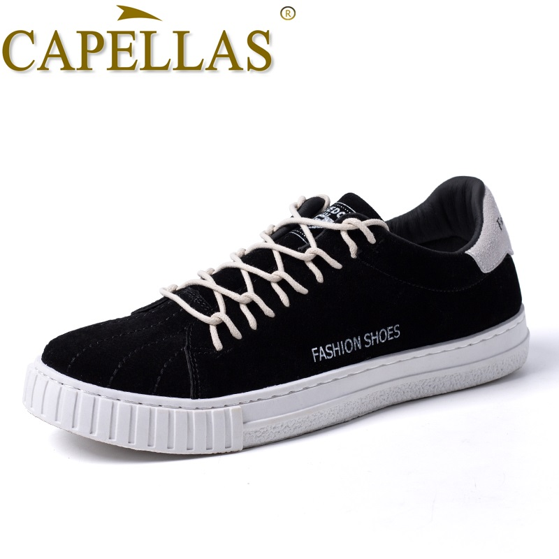 CAPELLAS Նոր տղամարդու կոշիկներ - Տղամարդկանց կոշիկներ - Լուսանկար 1