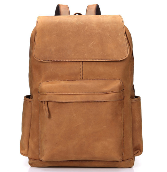 2017 men fashion backpack male travel backpack mochilas school Genuine Leather business bag large laptop shopping travel bag men original leather fashion travel university college school book bag designer male backpack daypack student laptop bag 9950