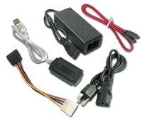 Wholesale Free Shipping Dropship USB 2 0 To IDE SATA 2 5 3 5 Hard Drive