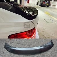 F34 3 серии углеродное волокно автомобиля Электрический подъемник хвост сзади крылья спойлера ДЛЯ BMW F34 328i стайлинга автомобилей 13 18
