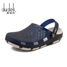 Hole Shoes Male Men Sandals crocse Clogs Sandalias hombre croc Shoes Sandles Men