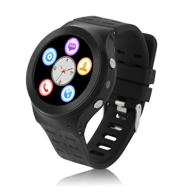 Оригинал ZGPAX S99 GSM 3 г Quad Core Android 5.1 Smart часы с 5.0 МП Камера GPS, Bluetooth, Wi-Fi V4.0 шагомер сердечного ритма Новый