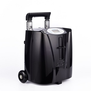 Image 2 - Concentrador de oxígeno portátil de 7 litros de tercera generación Lovego con batería de 14 horas (envío en 3 días)