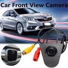 Автомобиль CCD Фронтальная камера заднего вида Камера Парковочные системы Системы резервного копирования 170 градусов для Honda Водонепроницаемый