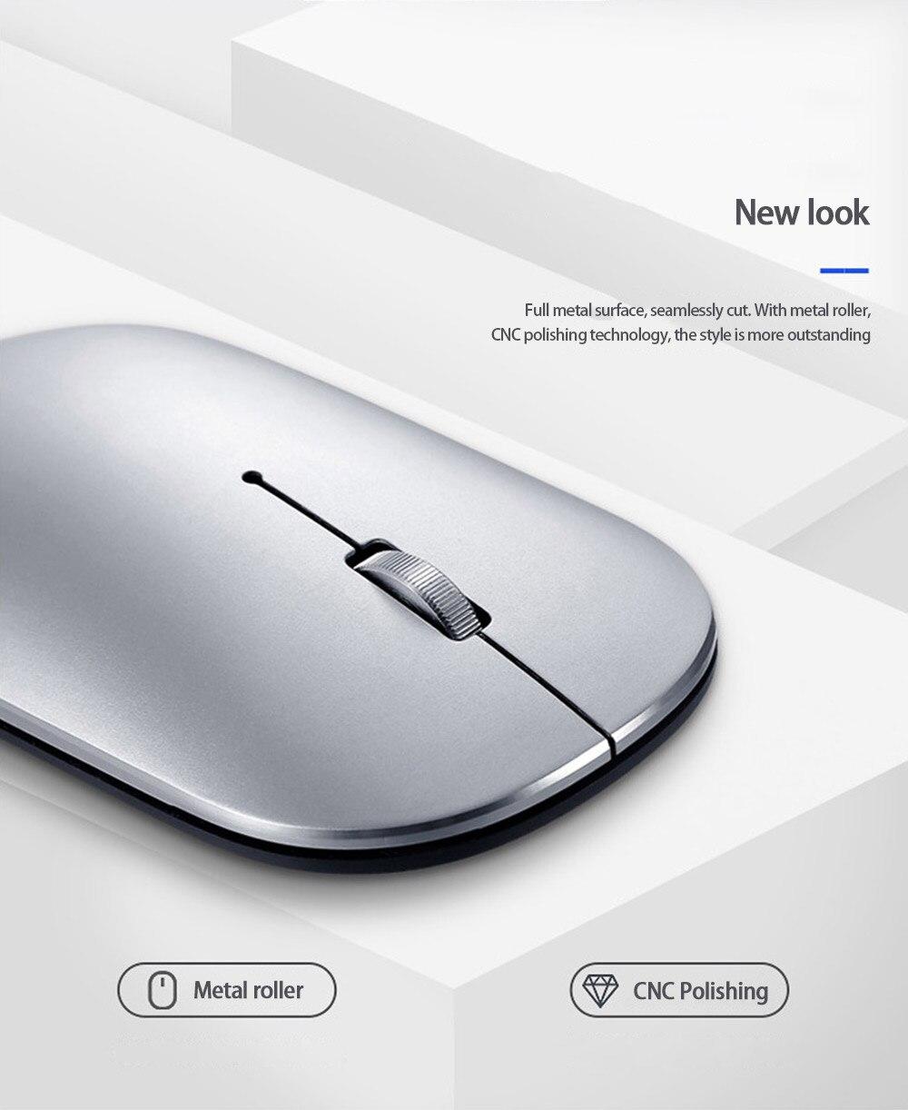 Lenovo thinkpad xiaoxin ar air2 bluetooth mouse sem fio duplo modo com 4 k dpi bluetooth e usb para windows 7 8 10