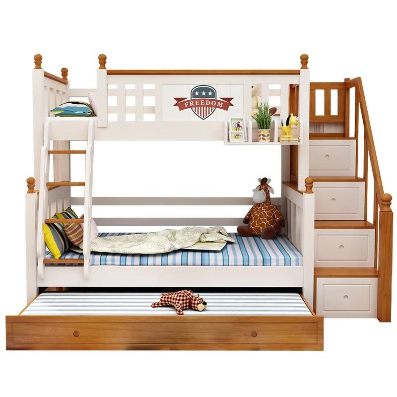 Made In China Kids Children Bedroom Furniture Bunk Beds Bedroom Sets Aliexpress