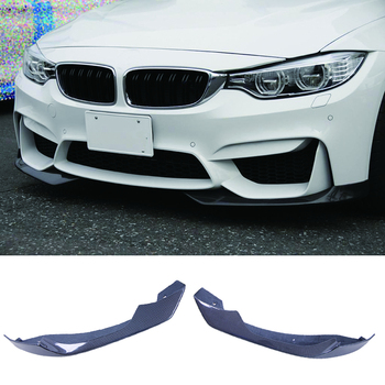 Fit for BMW F80 F82 F83 M3 M4 AC carbon fiber front wrap