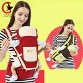Дышащий Многофункциональный Фронтальная Детские Переноски ребенка Удобная Слинг Рюкзак Pouch Wrap Детские Кенгуру 0-36 Aby-8021-a