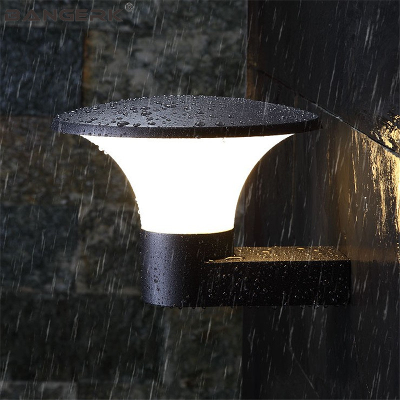 Simple Outdoor Wall Lamp Modern LED Porch Lights IP65 Waterproof Sconce Wall Lamps Garden Balcony Home Decor Aluminum LightingSimple Outdoor Wall Lamp Modern LED Porch Lights IP65 Waterproof Sconce Wall Lamps Garden Balcony Home Decor Aluminum Lighting