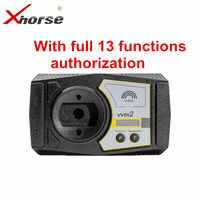 Xhorse VVDI2 Full Version V6.1.1 For V-W/Audi/BMW/Porsche/PSA Plus For BMW FEM BDC ID48 96bit ID48 OBDII MQB All Authorization
