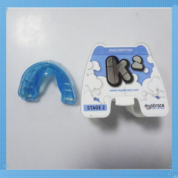Original Myofunctional K2 Small Size Trainer/Myobrace K2 Small Trainer/Teeth  Trainer  Appliance Large Size