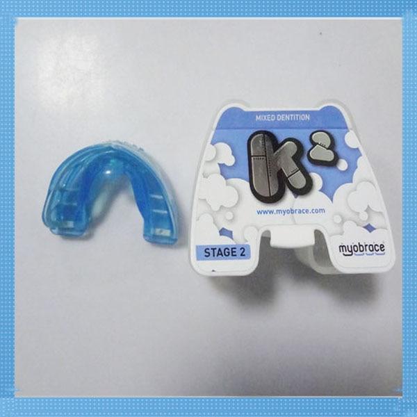 Teeth  Trainer  appliance K2 Blue/Original Myofunctional K2 Small Size Trainer/Myobrace K2 Small Trainer original mrc i 3n orthodontic teeth trainer myobrace interceptive class iii i 3n stage i