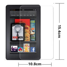 """Anti-shatter display protecting tempered glass movie For Amazon Kindle Fireplace VOYAGE 6.zero"""" pill HD LCD Display Protector Movies"""