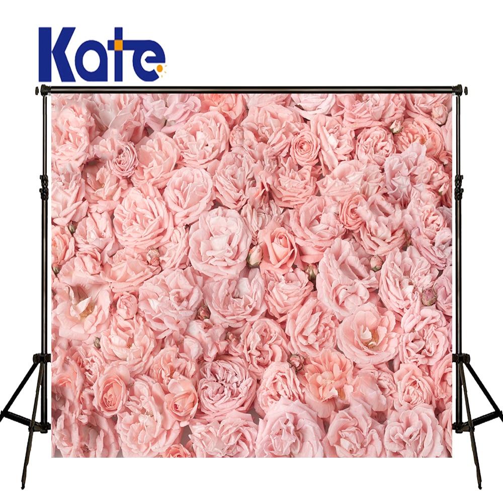 KATE Photography Backdrops Pink Photography backdrops Floral Photography Backdrops Scenic Photo Background for Studio сумка kate spade new york wkru2816 kate spade hanna