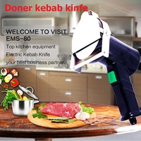 2016 New Top Quality Professional Electric doner kebab shawarma making machine, kebab meat cutting and maker equipment