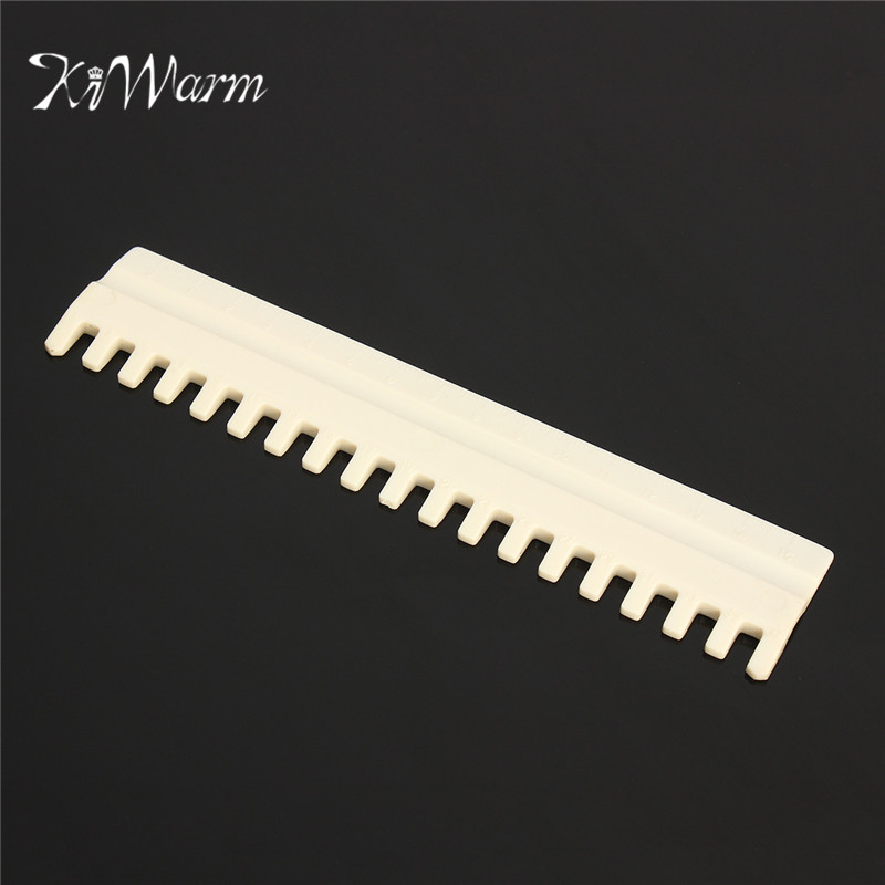 KiWarm Practical Needle Pusher for 4.5mm Standard Gauge forBrothers Knitting Machine Accessories Parts