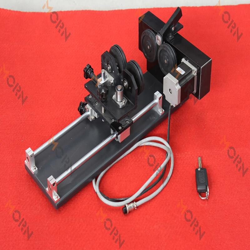Système rotatif de gravure de la chine pour les matériaux ronds