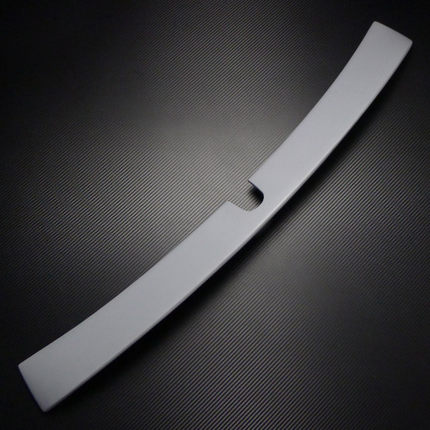 <font><b>W203</b></font> FRP Gray primer Rear Roof Lip <font><b>Spoiler</b></font> Wing for Mercedes Benz 2000-2007 image