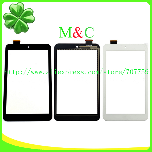 Original ME180 Touch Panel For Asus MeMO Pad 8 ME180 ME180A K00L Touch Screen Digitizer Glass Panel New With Tracking Code free shipping tablet original for asus memo pad 8 me181c me181 k011 076c3 0807b black touch screen panel glass digitizer