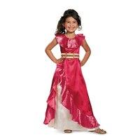 Sale Girls New Favourite Latina Princess Elena From TV Elena Of Avalor Adventure Next Child Halloween