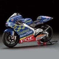 Assembled Motorcycle Model 21502 1 12 Honda NSR250 Racing 01 Year Champion Car