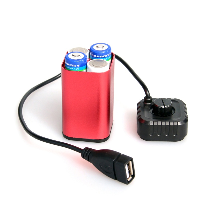 Kind-Hearted New Battery Case Pack House Cover Waterproof 8.4v 18650 For Bicycle Headlight Tail Light Lamp Consumer Electronics