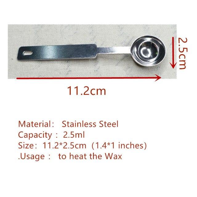 steel spoon