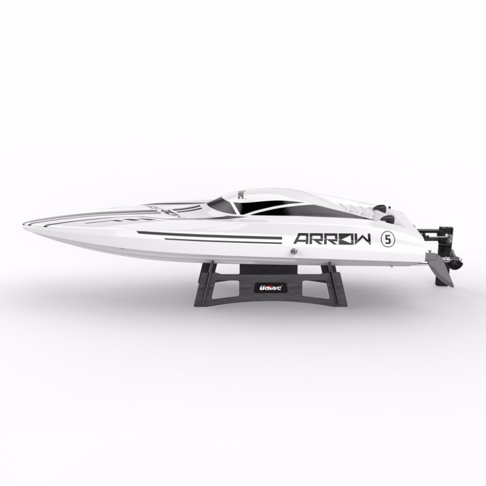 UDI005 2.4Ghz Brushless Motor High Speed RC Boat model Electric Boat Children's Toy Airship h625 pnp spike fiber glass electric racing speed boat deep vee rc boat w 3350kv brushless motor 90a esc servo green