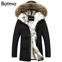 2019 winter duck down jacket men coat parkas warm Liner Fema