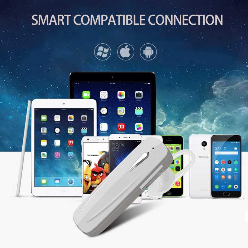 Przenośny sprzęt Audio słuchawki Bluetooth uniwersalne Hifi bezprzewodowy/a słuchawki Auriculares Bluetooth Inalambrico słuchawki douszne mini zestaw słuchawkowy C216