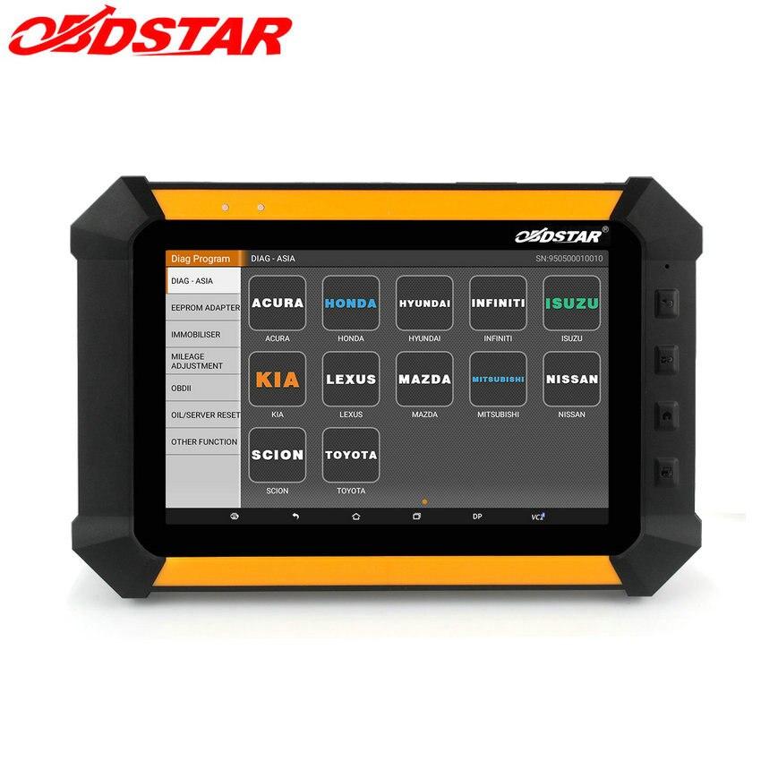 Prix pour Date OBDSTAR X300 DP Auto Clé Programmeur Tablet Immobilisation Clé Outil de Programmation avec le Paquet Standard Android Système Basé