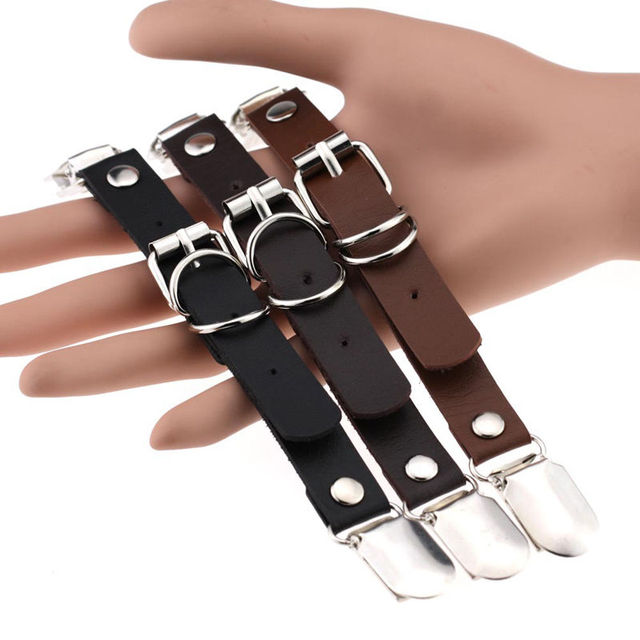 Fashion 1 Pair Stockings Brace Suspender Belt Clips Hooks