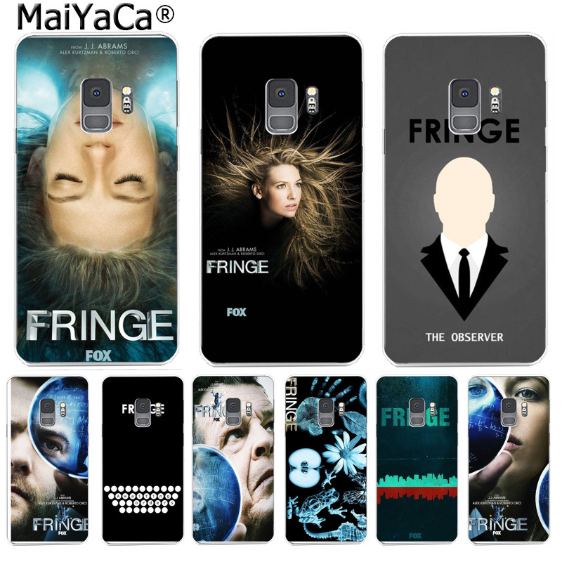 US $0 54 73% OFF|MaiYaCa Fringe Tv Show Lovely Phone Case Fashion Ultra  thin Cases for Samsung S9 S9 plus S5 S6 S6edge S6plus S7 S7edge S8  S8plus-in