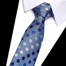 wholesale silk tie Mens Wedding Ties Necktie for Men Business 7.5 cm Man Fashion Clothing shirt Accessories group