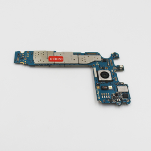 Image 1 - Материнская плата Oudini, разблокированная, 32 ГБ, для Samsung s7 EGDE, оригинал, для Samsung s7 G935FD, материнская плата, двойная симкарта, два IMEI + камера