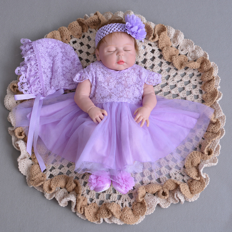 Lace Summer Girl Dress Bebes Children Clothing Wedding Party Girls Dresses 1 Year Birthday Clothes Newborn Princess Infant Dress