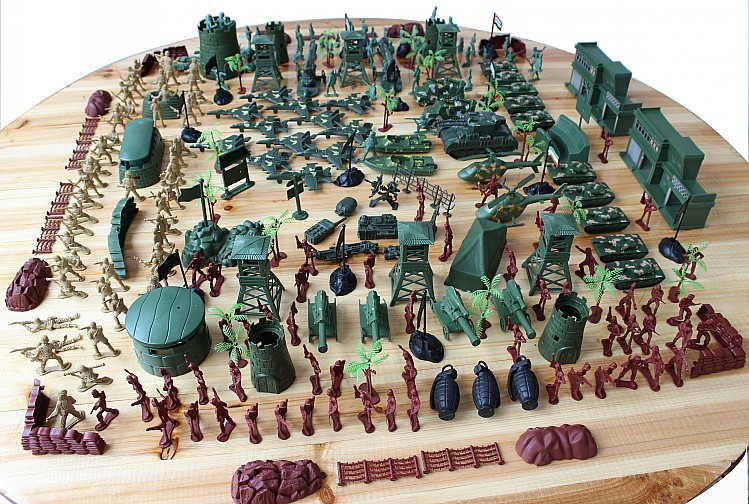 Army Toys Sets 11