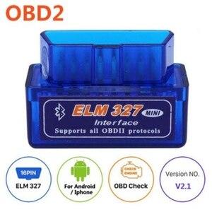 Bluetooth Scanner OBD 2 V2.1 C