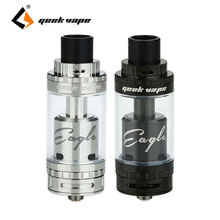 Original GeekVape Eagle Tank Vape 6ml Big Capacity HBC Top Airflow Version Sub ohm Tank with Handbuild Coil e cig Eagle Atomizer