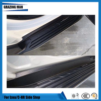High Quality Running Board for Izoa/C HR Side Step Bar Foot Step for Toyota Izoa/CHR