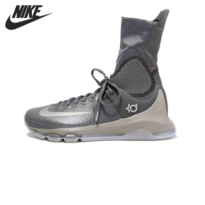 Original NIKE Men's High top Basketball Shoes Sneakers