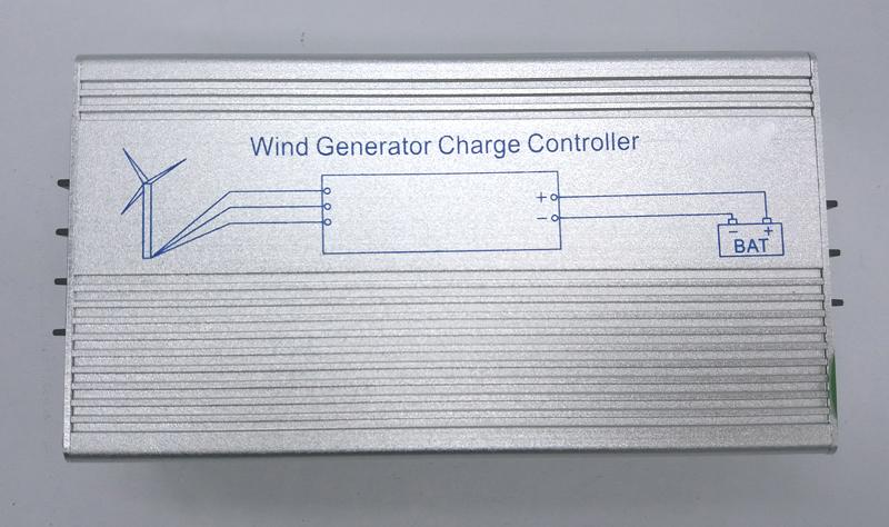 600W wind controller