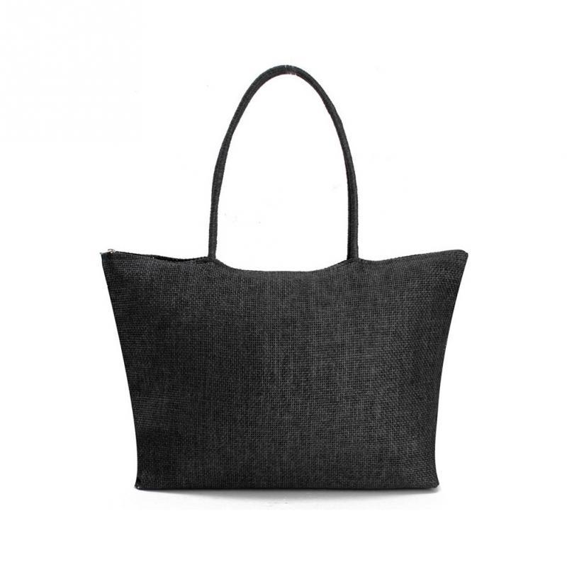 Summer Women Handmade Shoulder Bag Shoulder Tote Purse Handbag Shopping Bag