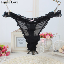 [3pc/lot] Europe Size 10 12 14 16 Micro Thong for Women Lace Lingerie Underwear Plus size G String Thongs L XL XXL XXXL