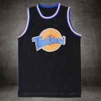 Tune Squad Space Jam 22 Murray 1 Bugs TAZ 10 Lola 2 D DUCK Black Basketball