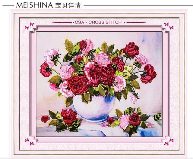 Hobby diy ribbon embroidery flower vase 3d ribbon embroidery mosaic on ribbon table, ribbon wedding, ribbon mirror, ribbon cutting board, ribbon letter k, ribbon white, ribbon orange, ribbon figure, ribbon window, ribbon gift, ribbon plate, ribbon painting, ribbon boxes, ribbon display case, ribbon light, ribbon decorating, ribbon shadow box, ribbon art, ribbon glass, ribbon cupboard,
